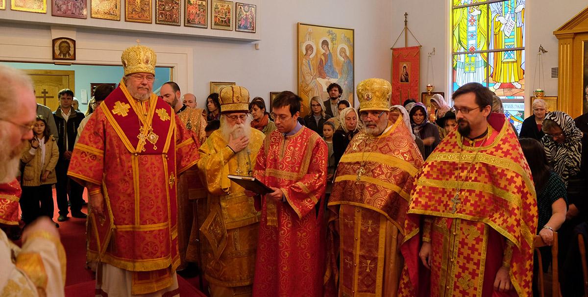 25 сен 2016 Празднование Столетия Канадской Архиепископии