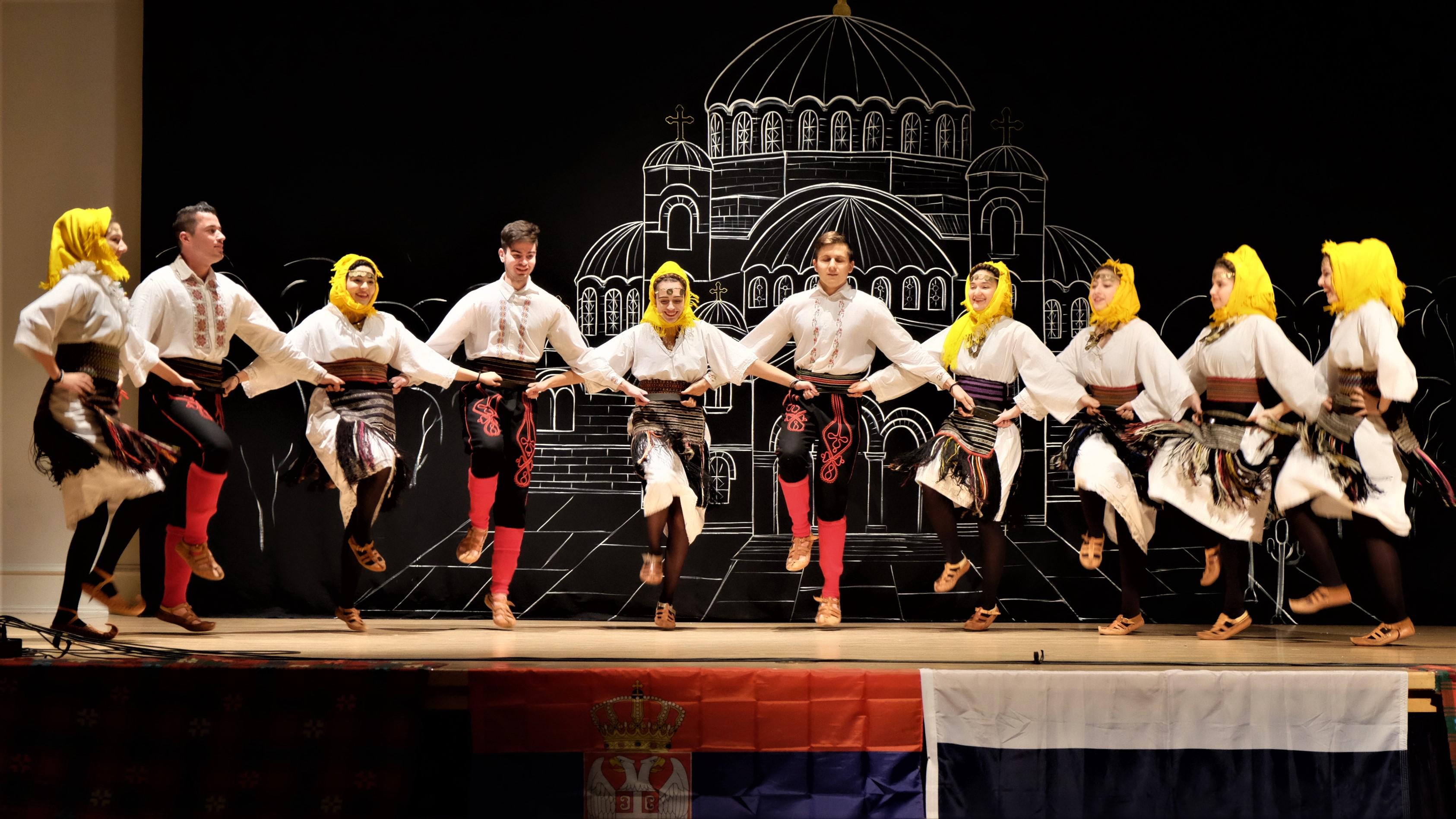 4 ноября 2017 Сербско-Российский Вечер