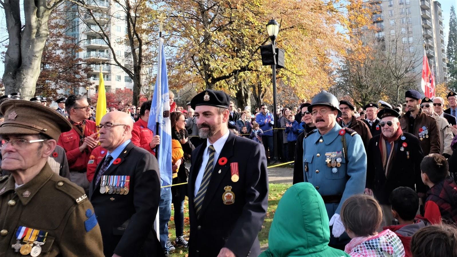 100 лет со дня окончания Первой Мировой войны